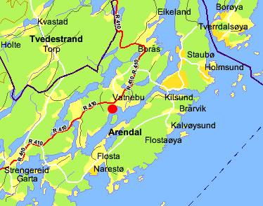 kart arendal Kart og oppmåling arendal – Køkken overskabe kart arendal
